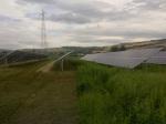 Sfalcio erba su impianti fotovoltaici