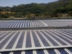 Esecuzione lavaggio impianto su tetto