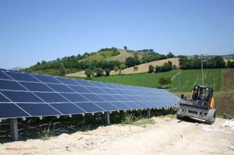 rifacimento strade fotovoltaico,rifacimento piazzali, drenaggio