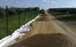 rifacimento strade impianto fotovoltaico